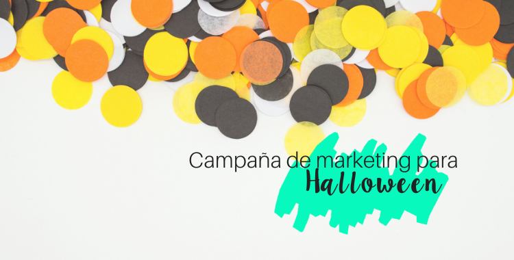 Cómo armar una campaña de marketing para Halloween
